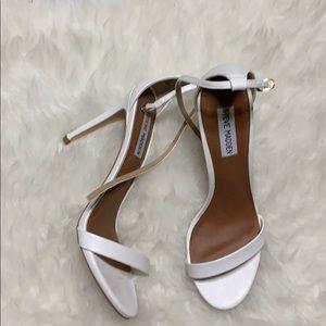 | Steve Madden white heels |